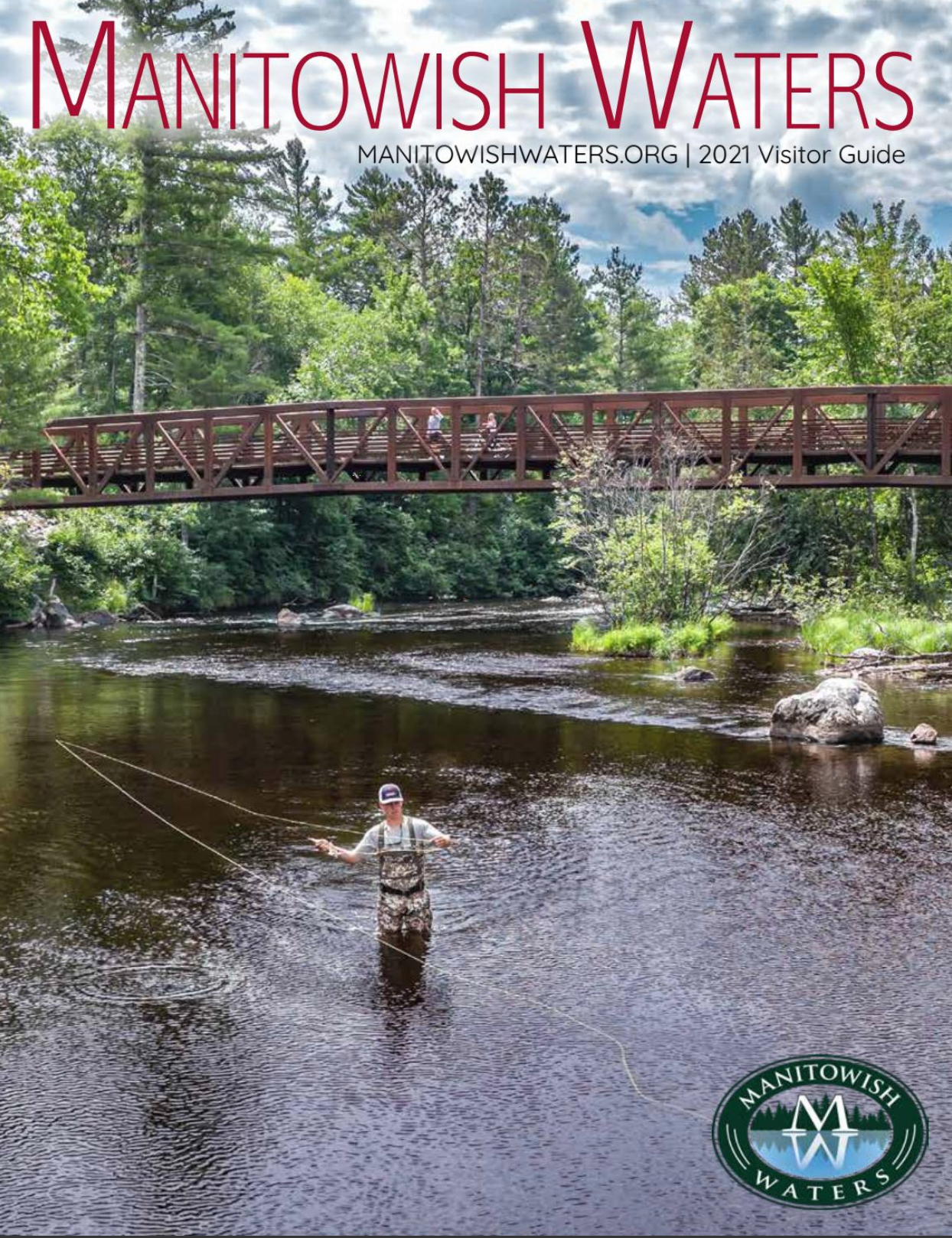 2021 Manitowish Waters Visitor Guide