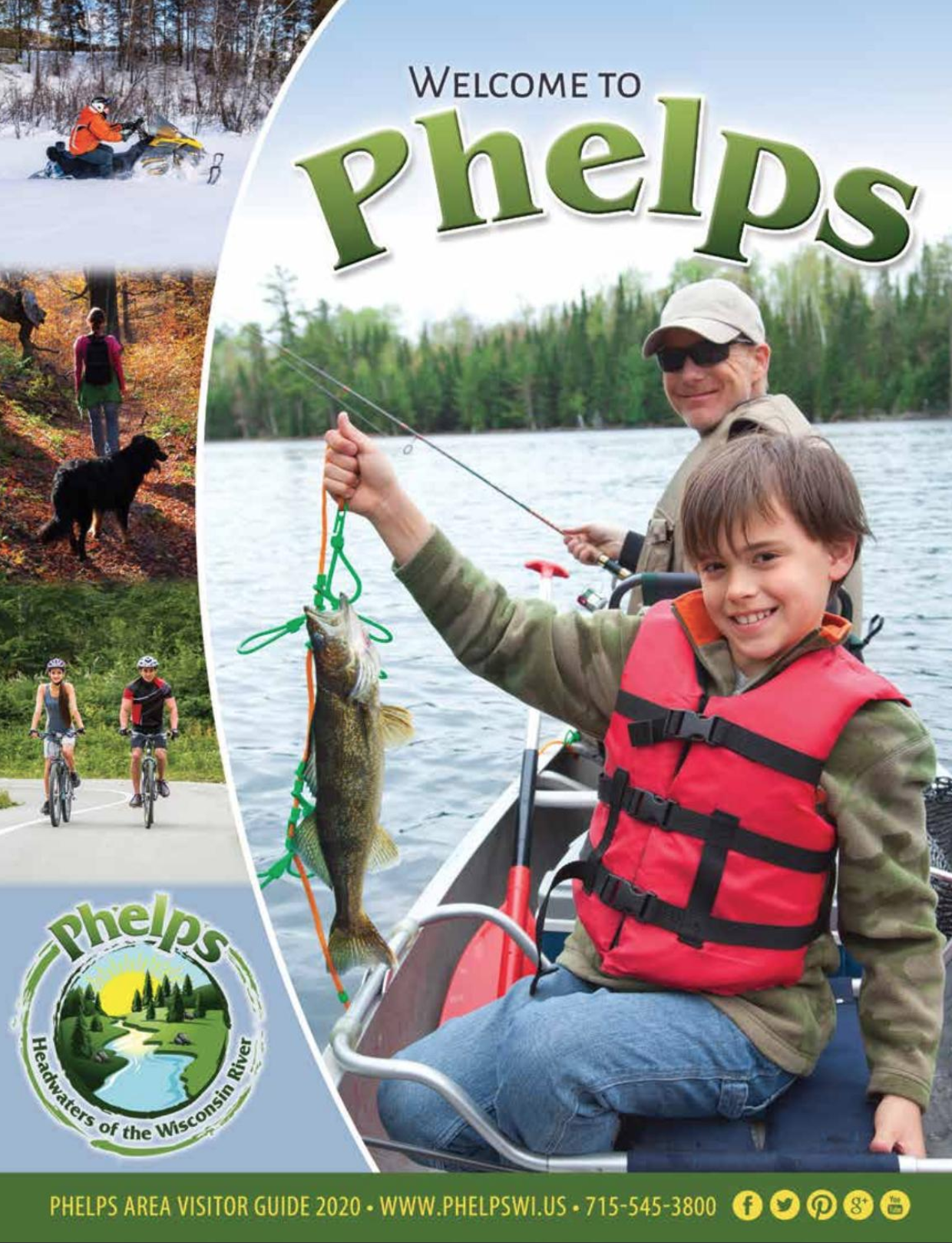2020 Phelps Visitor Guide