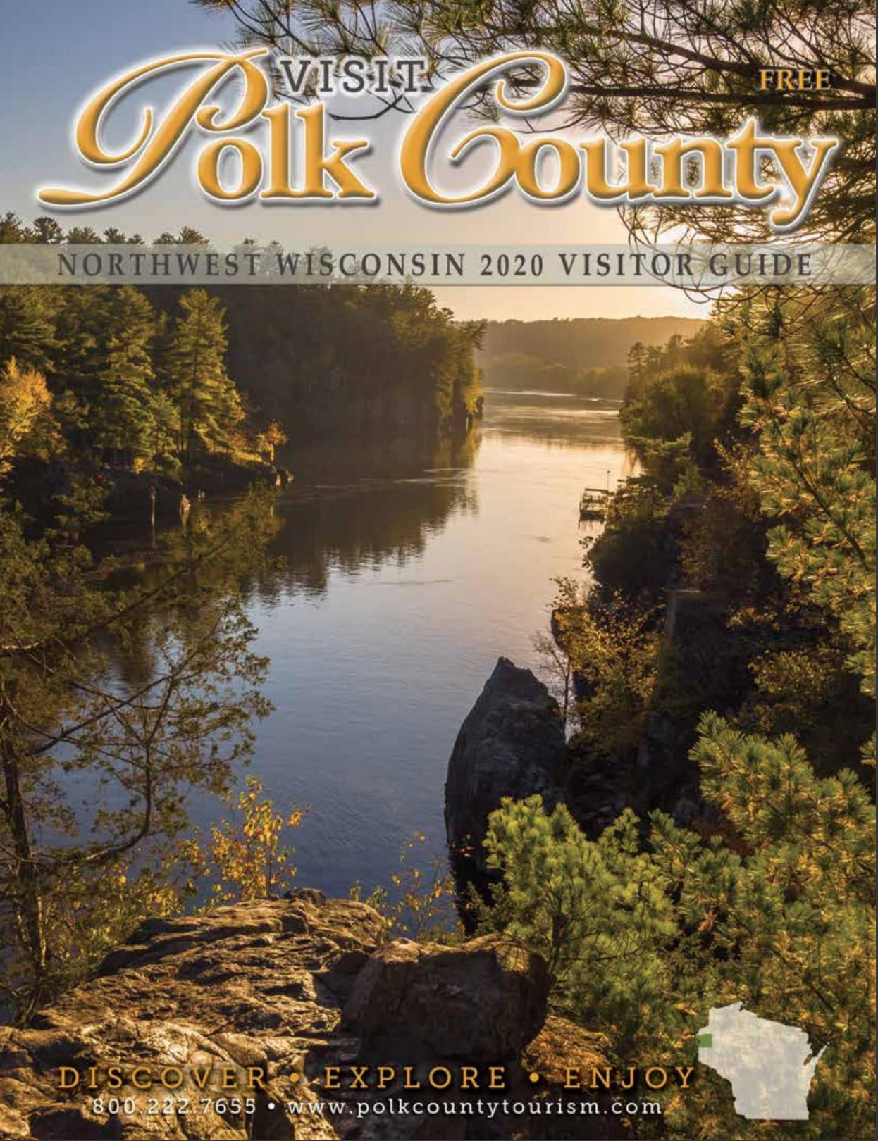 2020 Polk County Visitor Guide